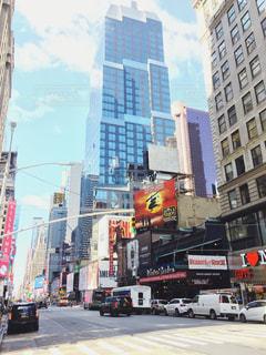 ニューヨークの街並み - No.943961