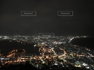 函館山の夜景の写真・画像素材[941999]