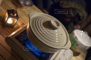 キャンプで鍋の安心感 - No.961286