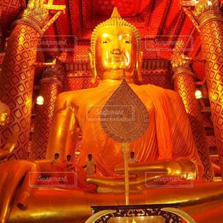 大きな仏像の写真・画像素材[947651]