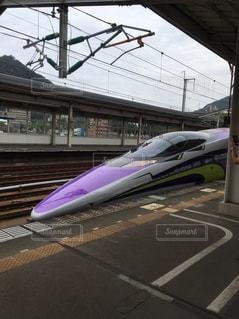 新幹線の写真・画像素材[950696]