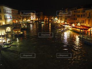 ベネチアの夜景の写真・画像素材[943224]