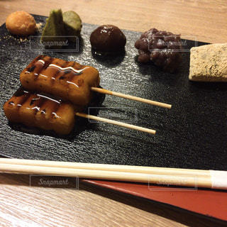 和菓子盛り合わせの写真・画像素材[962309]