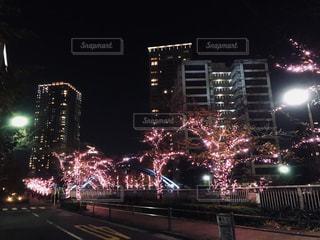 夜の街の景色 - No.944242