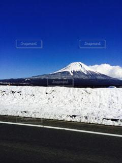 冬の富士山 - No.947006