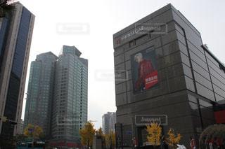 都市の高層ビルの写真・画像素材[943731]