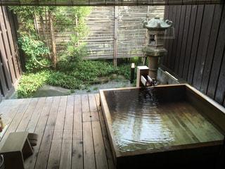 露天風呂の写真・画像素材[948185]