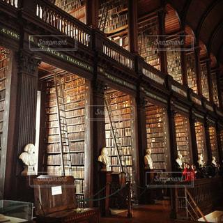 図書館の写真・画像素材[944326]