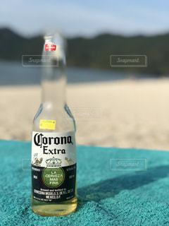 ビーチでビール - No.950644