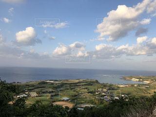 琴平神社からの景色の写真・画像素材[944873]
