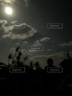 満月。の写真・画像素材[944874]