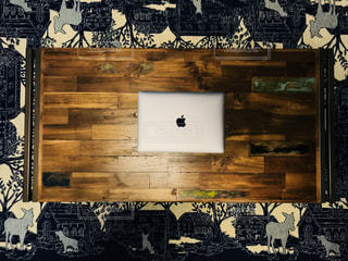 Macbookとお気に入りの家具 - No.947159