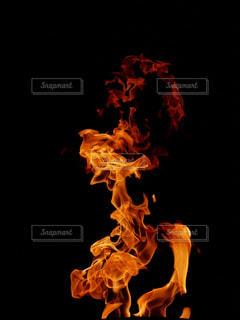 炎の写真・画像素材[1811754]