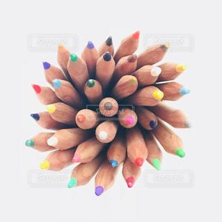 色鉛筆の写真・画像素材[946846]