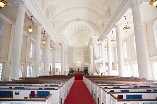 セントラルユニオン大聖堂(屋内)in Hawaiiの写真・画像素材[947050]