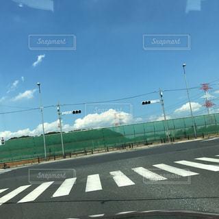 夏の空の写真・画像素材[945833]