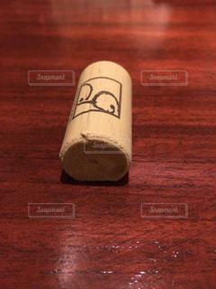 コルク製の箸置きの写真・画像素材[948192]