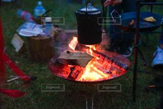 焚火の写真・画像素材[946447]