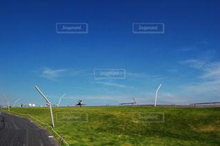 夏の空の写真・画像素材[1144724]