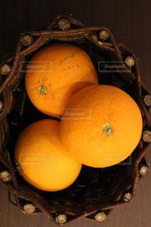 オレンジ ボウルの写真・画像素材[1114563]