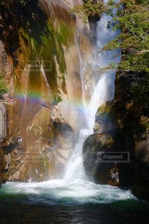 昇仙峡 仙娥滝の写真・画像素材[1577587]