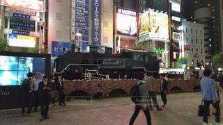 JR新橋駅のSL広場の写真・画像素材[1217829]