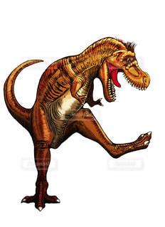 ティラノサウルスの写真・画像素材[948660]