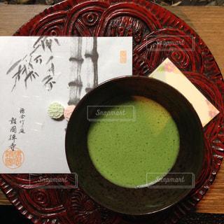 鎌倉でお抹茶の写真・画像素材[949617]