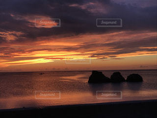 沖縄の夕暮れ - No.948847