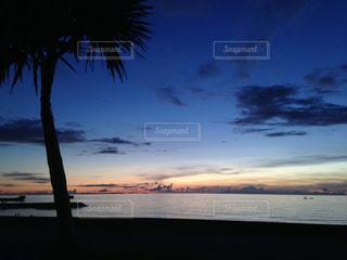 沖縄sunset②の写真・画像素材[949567]
