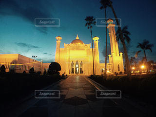 モスク@ブルネイの写真・画像素材[965288]