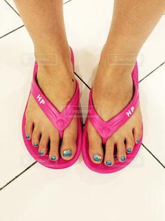 Foot nailsの写真・画像素材[965317]