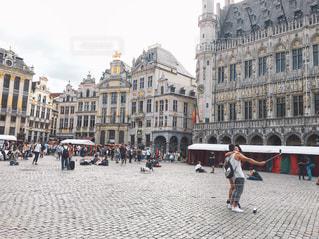 ベルギー ブリュッセルの写真・画像素材[949855]
