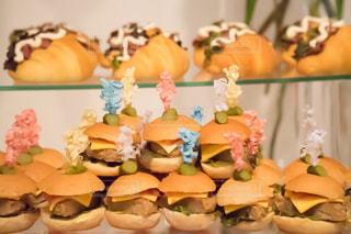ハンバーガーの写真・画像素材[951148]