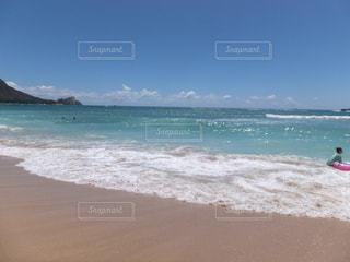 ハワイビーチの写真・画像素材[950404]