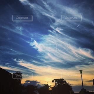 空の雲の写真・画像素材[951041]