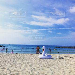 ビーチの写真・画像素材[951042]