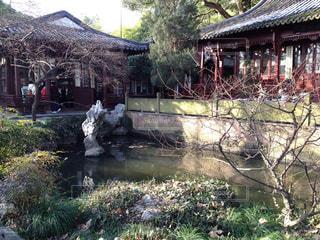 世界遺産 西湖の庭園1の写真・画像素材[950529]