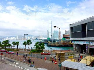 香港 街並み1の写真・画像素材[950665]