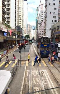 香港 街並み2の写真・画像素材[950671]