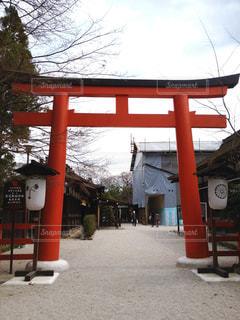 世界遺産 京都/下鴨神社1の写真・画像素材[950730]