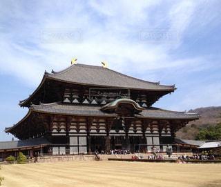 世界遺産 東大寺の写真・画像素材[950801]