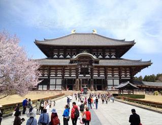 世界遺産 春の東大寺1の写真・画像素材[950822]