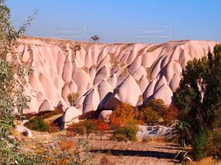 世界遺産 カッパドキアの写真・画像素材[951257]