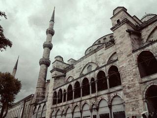 世界遺産 イスタンブール歴史地区/ブルーモスクの写真・画像素材[951385]