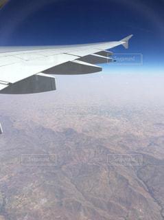 飛行機からの眺めの写真・画像素材[956548]