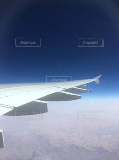 飛行機からの眺めの写真・画像素材[956549]