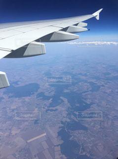 飛行機からの眺め - No.957938