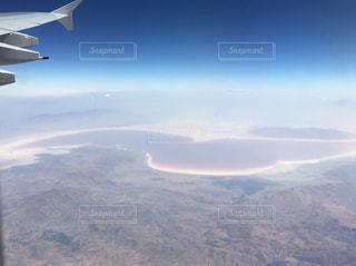 飛行機からの眺めの写真・画像素材[957940]