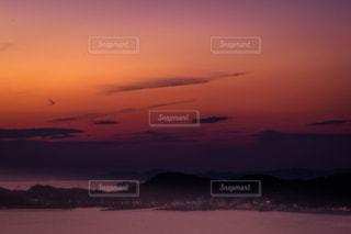 海辺の夕暮れの写真・画像素材[953958]